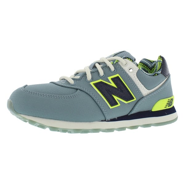 New Balance 574 Streetbeat Medium Boy's Shoes Size 5