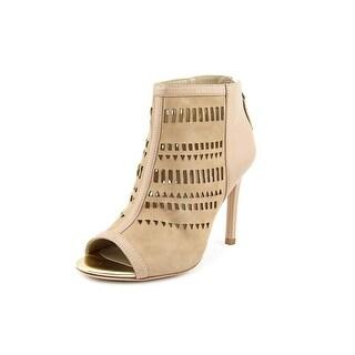 Charles David Imply Women Open-Toe Leather Heels