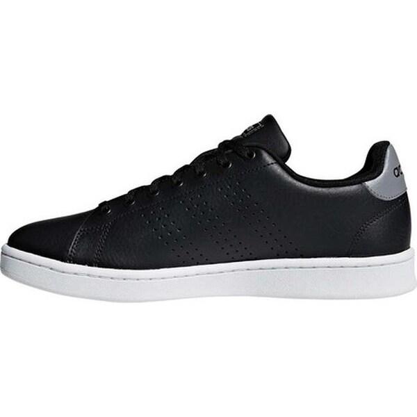 Shop adidas Men's Advantage Sneaker Core Black/Core Black ...