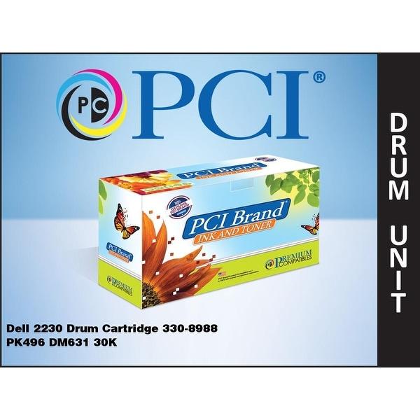 Pci - Dell 2230 Drum Unit 330-8988 Pk496 Dm631