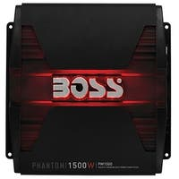 Boss Phantom 1500Watt Monoblock Class AB