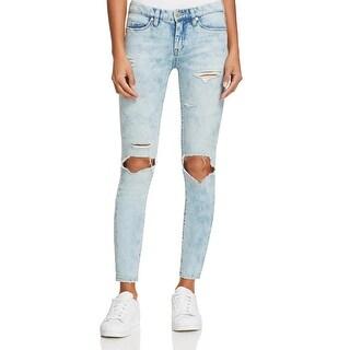 [BLANKNYC] Womens Skinny Jeans Acid Wash Classique