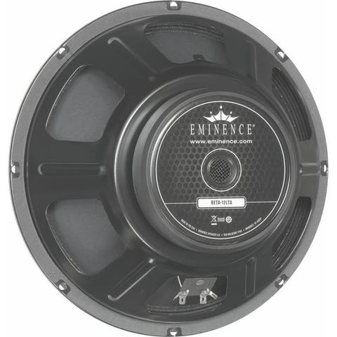 Recommended For Professional Audio As A Woofer In Small Sealed Monitors, Or As A Pa Woofer Or Monito
