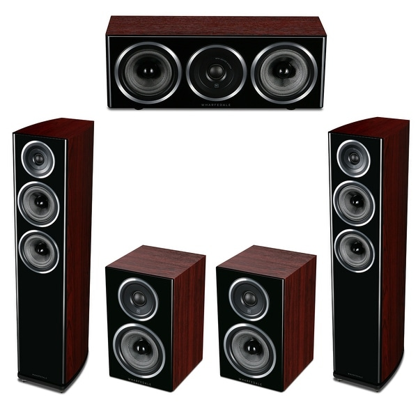 Wharfedale 5.0 Diamond 11 System Rosewood - 11.3, 11.CC, 11.0