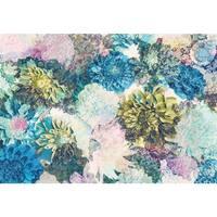 Brewster 8-941 Frisky Flowers Wall Mural - N/A