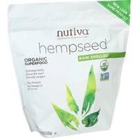 Nutiva - Organic Shelled Hempseed ( 1 - 19 OZ)