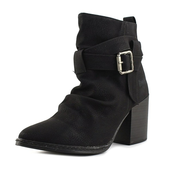 Blowfish Pauline Women Black Boots