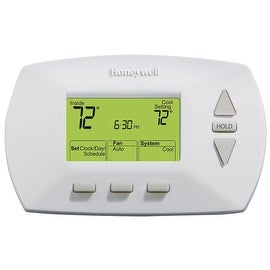 Honeywell RTH6450D Programmable Thermostat, 5-1-1