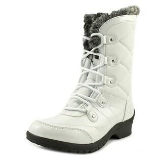 Khombu Avon Round Toe Synthetic Snow Boot