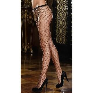 Hoty Diamond Net Pantyhose , Diamond Lace Pantyhose