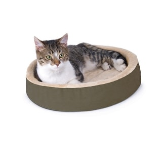 K Amp H Pet Products Thermo Kitty Bed Free Shipping Today