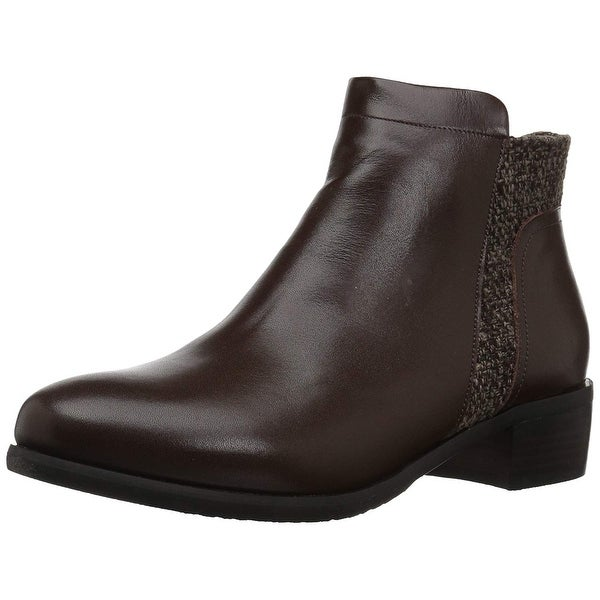 Propét Womens Taneka Closed Toe Ankle Fashion Boots