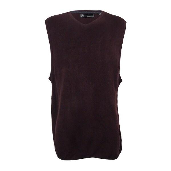 Shop Weatherproof Vintage Mens Big And Tall Sweater Vest Lt