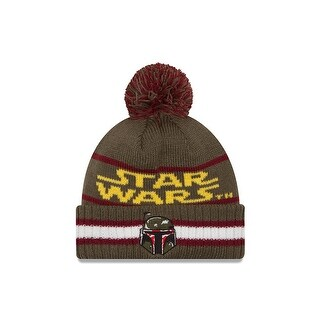 Star Wars Boba Fett Vintage Select Knit Hat