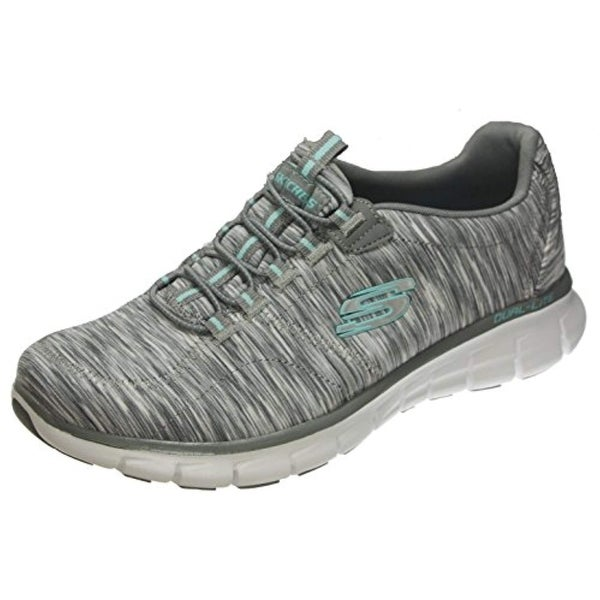 sports shoes 99654 f1ae5 Shop Skechers Sport Womens Empire Fashion Sneaker (11 M Us, Grey Light Blue  Synergy) - Free Shipping Today - Overstock.com - 27320531