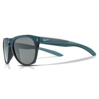 Nike Essential Navigator Matte Seaweed/Black with Dark Grey Lens Sunglasses