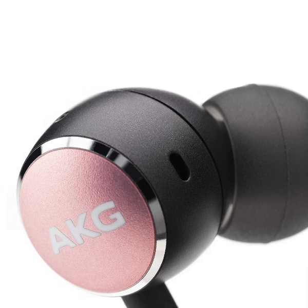 Shop Samsung Electronics Akg Y100 Wireless Bluetooth Earbuds Pink 3 9 X 2 X 5 9 Overstock 28253141