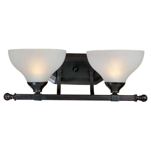 Exceptionnel Miseno MLIT 22127 Contour Two Light Bathroom Vanity Light