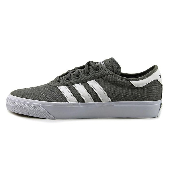 Shop Adidas Adi Ease Premiere Men Round Toe Canvas Gray