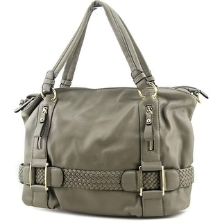 MG Collection Samantha Women Synthetic Gray Hobo