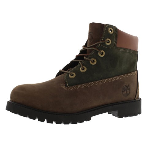 Timberland 6 Inch Classic Prm Boots Kid's Shoes