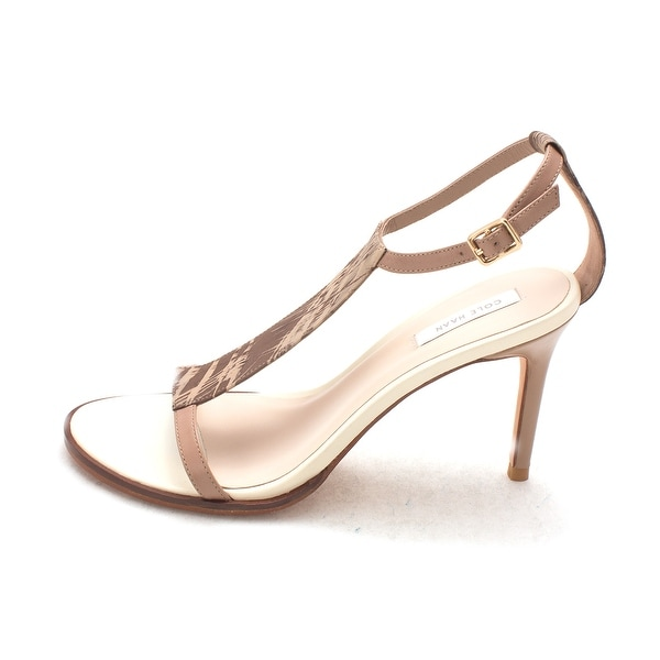 Cole Haan Womens 14A4168 Open Toe Casual Ankle Strap Sandals - 6
