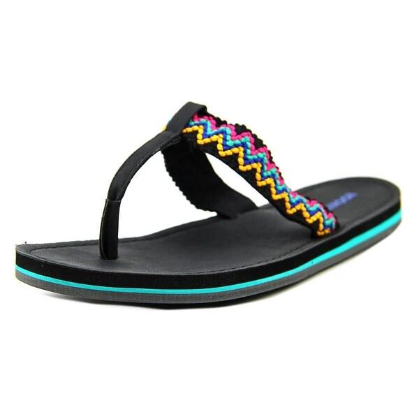 Rocket Dog Playa Black Sandals