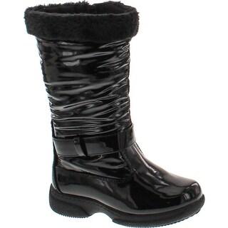 Tundra Girls Britt Fashion Waterproof All Weather Snow Boots