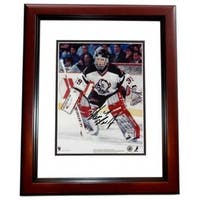 Dominick Hasek Signed - Autographed Buffalo Sabres 8 x 10 in. Phot