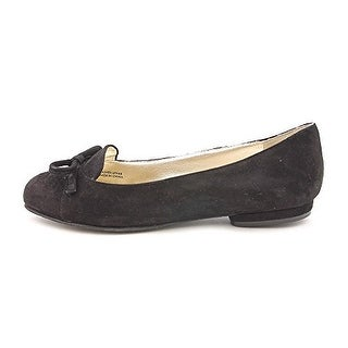 Tahari Women's Harlow Bow Loafer Flats