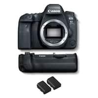 Canon EOS 6D Mark II DSLR Camera (Body Only) KitIntl Model