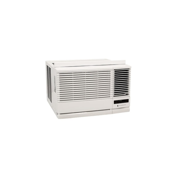 Friedrich CP12G10B 12000 BTU 115V Window Air Conditioner with Three Fan Speeds and Remote Control - White - N/A