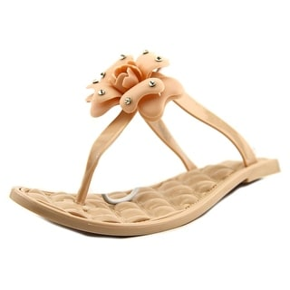 Nine West Braylyndz   Open Toe Synthetic  Thong Sandal