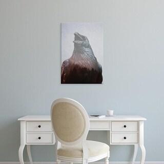 Easy Art Prints Andreas Lie's 'Corvus' Premium Canvas Art