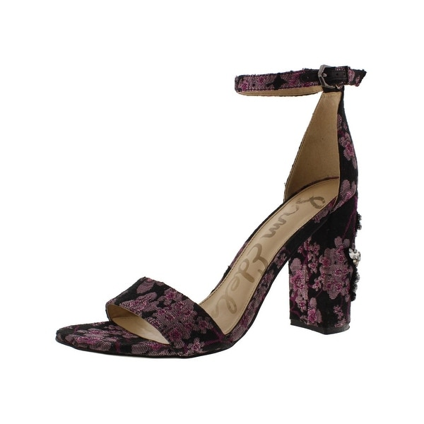 be6e144be1c Shop Sam Edelman Womens Yaro Evening Sandals - Free Shipping Today ...