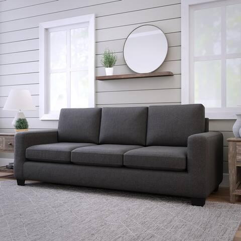 "Brookside Shay 83"" Upholstered Track Arm Sofa"