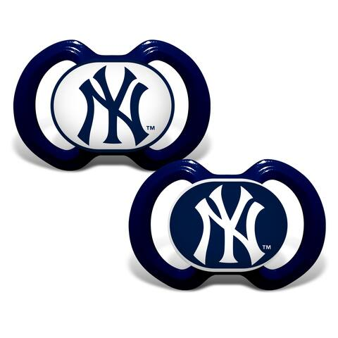 New York Yankees Pacifier 2 Pack