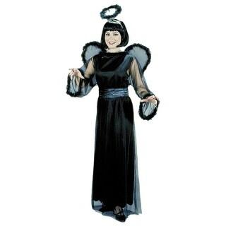 FW1135 Morris Costumes Dark Angel Adult Costume ,One Size