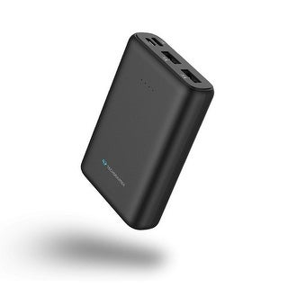 Link to Techsmarter 10000mAh Fast Charging Portable Charger 18W USB C Power Delivery Port for iPhone, Samsung Galaxy, and Androids Similar Items in Batteries & Chargers