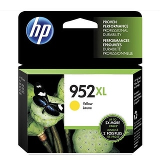 HP 952XL Yellow Original Ink Cartridge L0S67AN#140 952XL High Yield Black Original Ink Cartridge