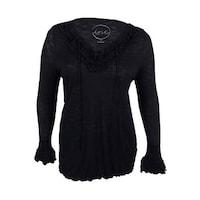 591a263e3fff8 Shop INC International Concepts Women s Plus Size Lace-Up Utility ...