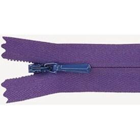 """Purple - Unique Invisible Zipper 22"""""""