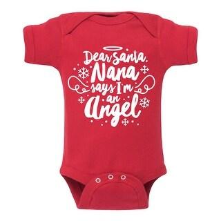 Nana Says Angel - Infant One Piece