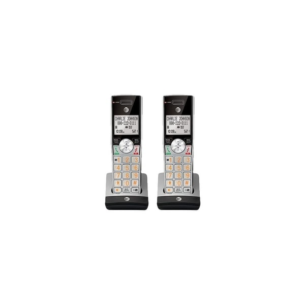 AT&T CL80115 (2-Pack) Cordless Handset