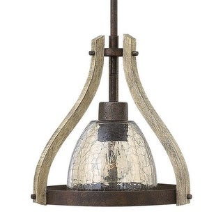 Fredrick Ramond FR40577 1 Light Full Sized Pendant from the Middlefield Collection