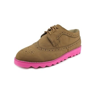 Penny Sue Lincoln Women Round Toe Synthetic Oxford