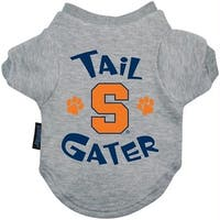 Syracuse Orange Tail Gater Tee Shirt - Small