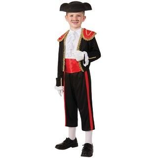 Forum Novelties Matador Child Costume (S) - Black - Small