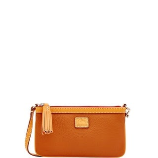 Dooney & Bourke Patterson Leather Large Slim Wristlet (Introduced by Dooney & Bourke at $88 in Dec 2017)