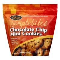 Pamelas Chocolate Chip Mini Cookies, 7 OZ  (Pack of 6)